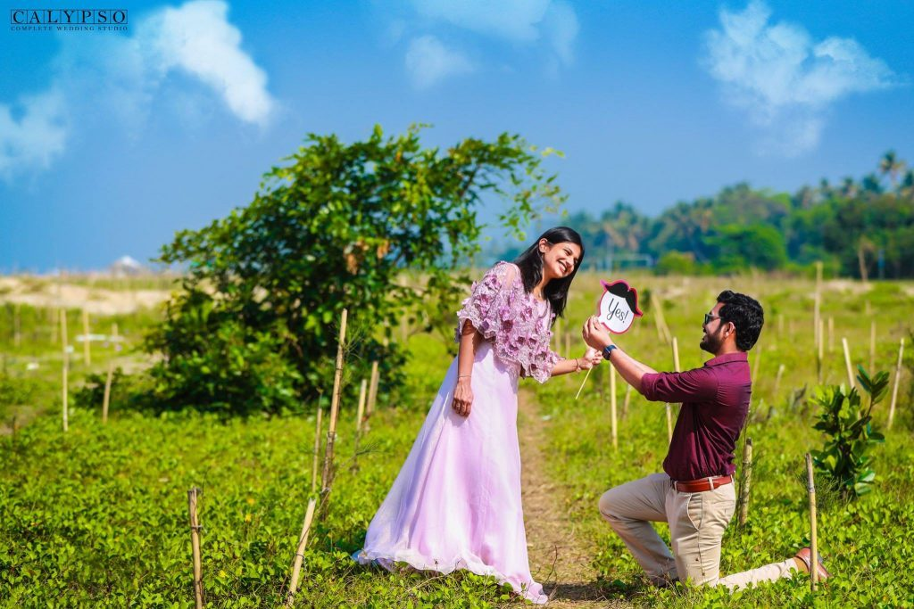 Kerala Wedding photography pre wdding