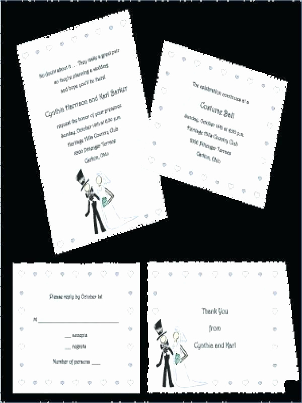 Labels For Wedding Cards