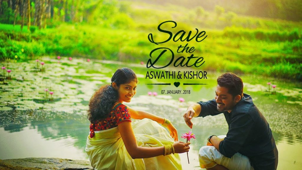save the date Kerala Wedding Photography