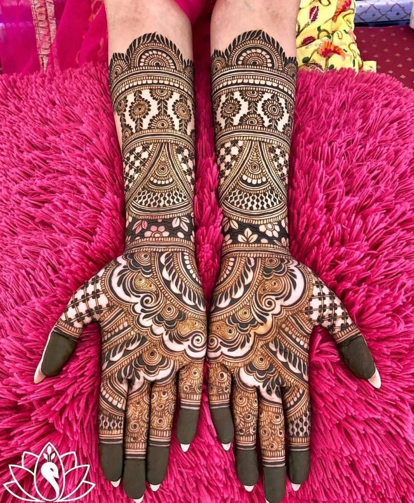 Arabic-Mehndi-Designs-for-Bride