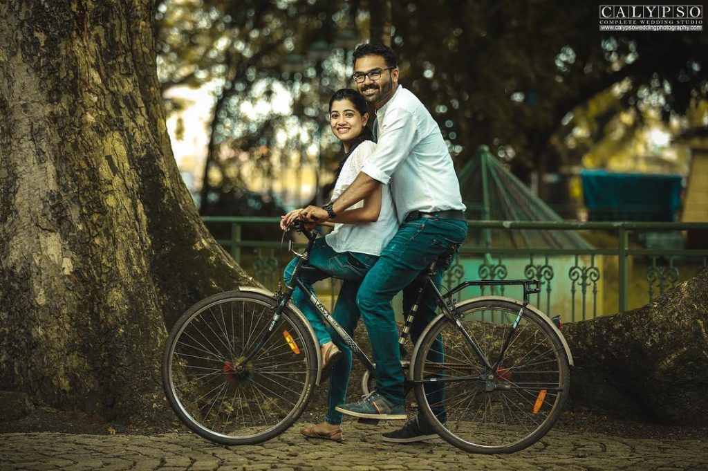 pre-wedding thematic photography