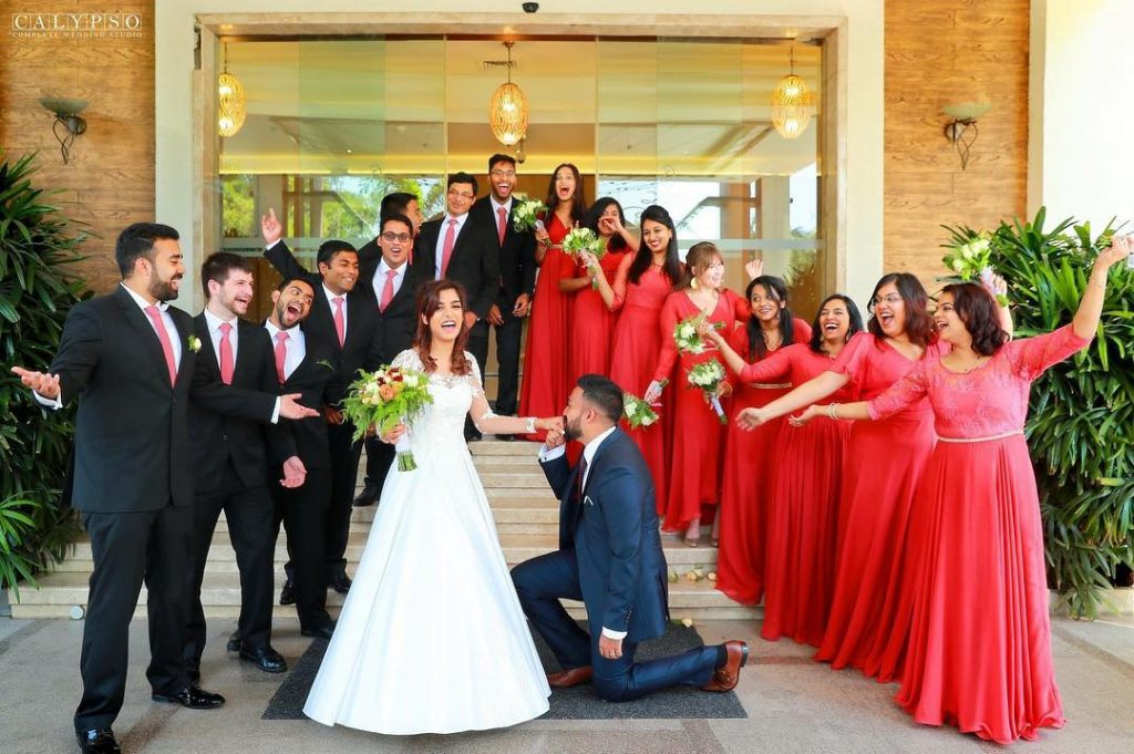 latest trends in wedding photography